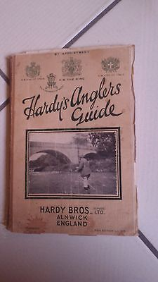 1931 Hardy,s  Anglers Guide Catalogue