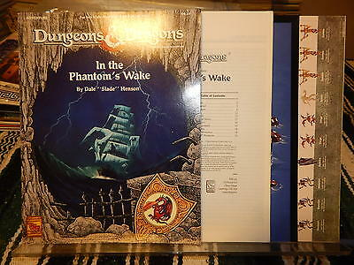 TSR 9436 Dungeons & Dragons In the Phantoms Wake complete