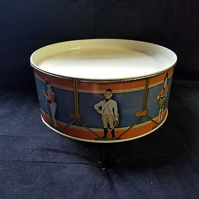 Soldiers Drum Tin Cannister