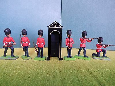 Britains Deetail Set completo n. 6 Royal Scots Guards