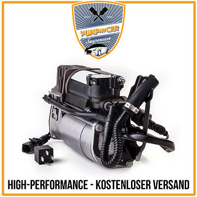Volkswagen VW Touareg Air Suspension Pump Compressor NEW