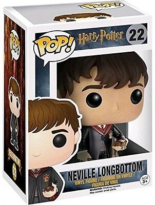 Harry Potter - Neville Longbottom - Funko Pop! Movies (2016, Toy NEU)
