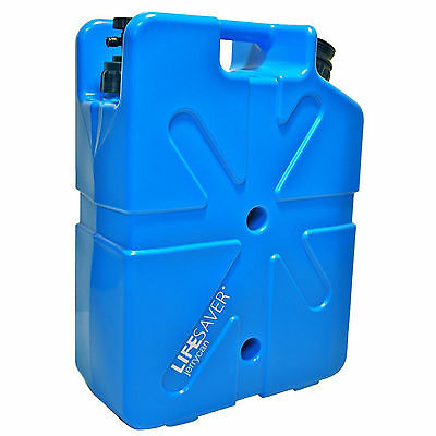 Lifesaver Jerrycan 10000 ultra Filtration water filter - walking hiking Camping