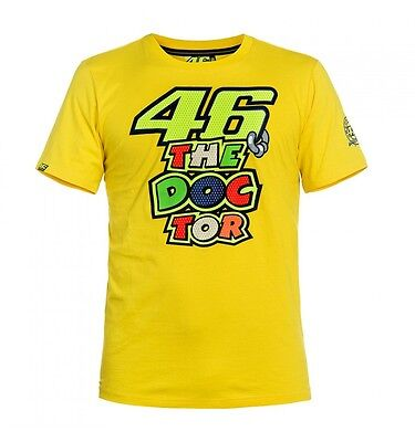 Camiseta T-shirt Chico Valentino Rossi VR46 The Doctor VRMTS204701