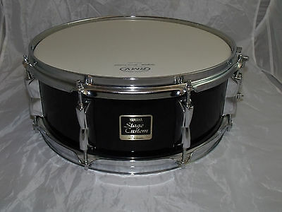 Ddrum 14x6 1 2 cast steel mike marsh signature snare top for Yamaha stage custom steel snare drum 14x6 5