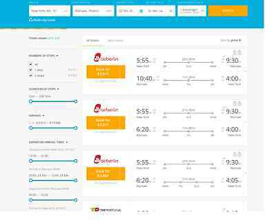 Travel Booking Website Business- With Flights & Hotel API System