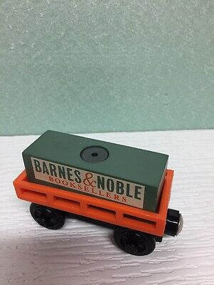 Thomas The Wooden Tank Engine Train Barnes And Noble Car New Loose
