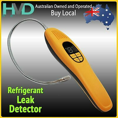Refrigerant Leak Detector - Detects all CFC's / HCFC's / HFC's