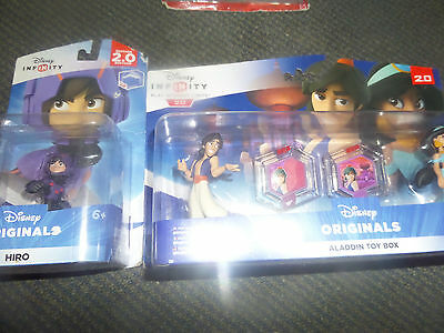 disney infinity 2.0 double pack and hero