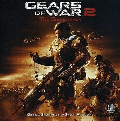 Gears Of War 2 - Various Artists (2008, CD NEU)