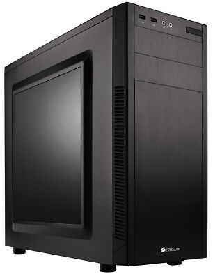 Corsair Carbide Series 100R Mid Tower with Window Desktop Computer Case