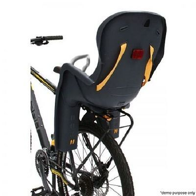 Child Baby carry safety back bike seat