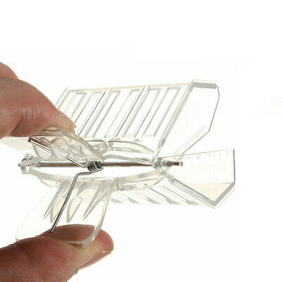 5Pcs Plastic Queen Cage Clip Bee Catcher Beekeeper Beekeeping Tool Equipment