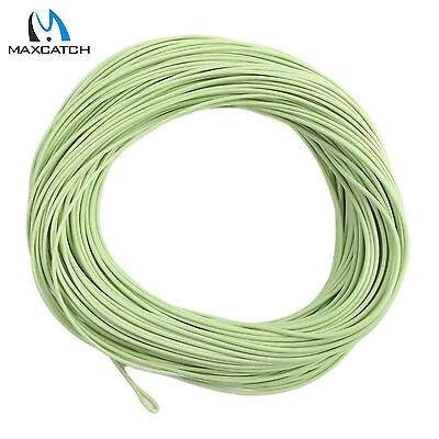 Maxcatch Floating Fly Lines WF1/2/3/4/5/6/7/8/9F With Loops Fly Fishing Lines