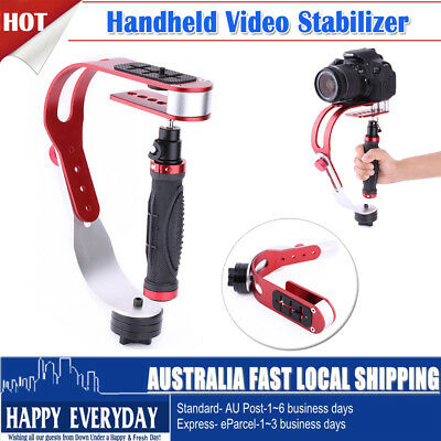 Portable Handheld Video Steadycam Stabilizer for iPhone DSLR SLR DV GoPro Camera