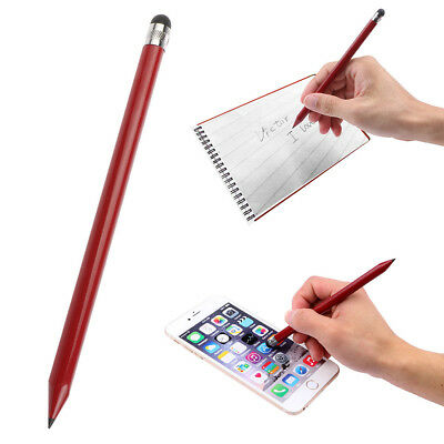 Precision Capacitive Stylus Touch Screen Pen Pencil for iPhone iPad Samsung Tab