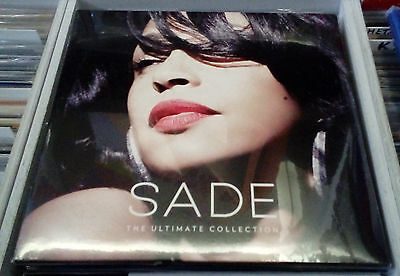 Lp Sade The Ultimate Collection 2011 Rca Triplo New Sealed Mega Rare