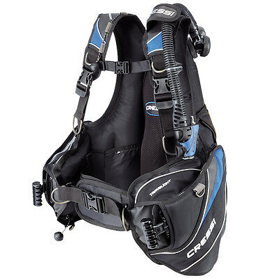 Cressi Travelight Bcd Lightweight Divers Stab Jacket For Travelling