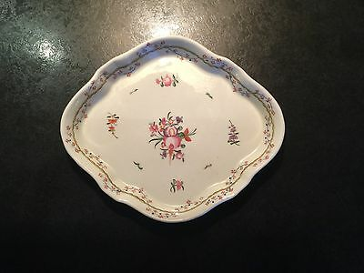 18thC NEW HALL PORCELAIN HANDPAINTED 247 PATTERN TEAPOT STAND