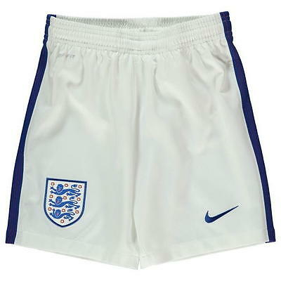 Childrens Nike England Home Shorts 2016 Junior Boys 10-12 Years FA15