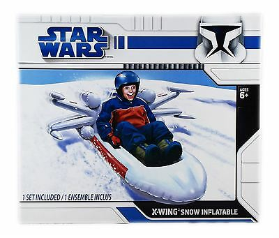 Star Wars Snow Slade Inflatable X-Wing Fighter