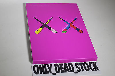 Hypebeast Kaws Magazine The Projection Edition 16 Re Issue Pink Cover Exclusive