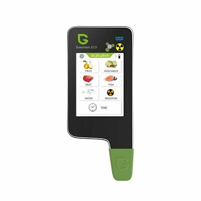 3in1 Greentest Eco Radiation + Nitrate detector + TDS Water test geiger counter