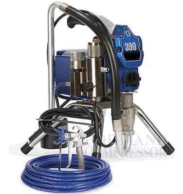 NEW Graco 390 Professional Airless Paint Sprayer 253958 stand model