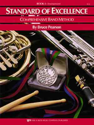 Standard of Excellence for Trumpet - Band Method Book 1 W21TP