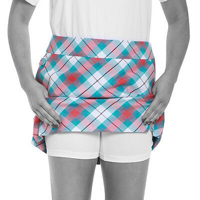 GOLF pour femmes COURT / JUPE Bruyant et Funky Royal & Awesome - taille-14