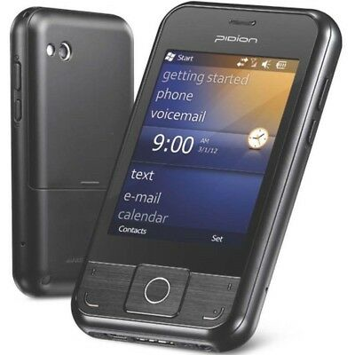 PDA Phone Pidion Bluebird BM-170. Windows mobile, GPS, 3G, Camera and bluetooth.