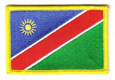 Aufnäher Namibia Patch Flagge Fahne