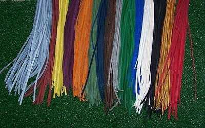 """Replacement Baseball / Softball Glove Lace 3/16"""" X 72"""" - Multiple Colors"""