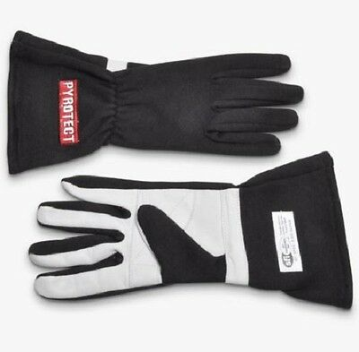 Pyrotect Racing Safety Equipment Two Layer Driving Gloves Size XL PYG2510000