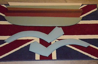 Morris minor rear arch covers
