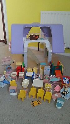 Little Tikes dolls house and furniture
