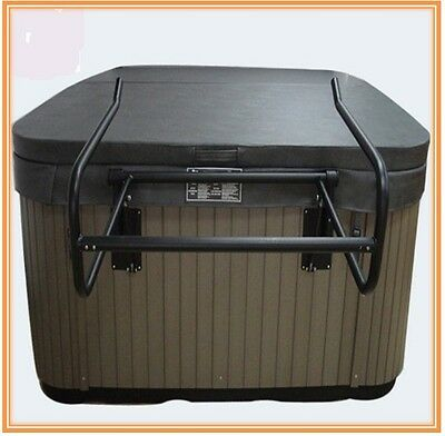 Spa Cover Lifter,Cover Caddy - Premium Hydraulic Undermount Hot Tub Cover Lift