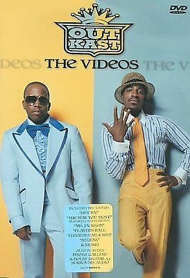 Outkast - The Videos DVD