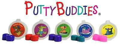 NEW PUTTY BUDDIES Original Soft Ear Plugs for Swimming/Bathing +FREE Carry Case