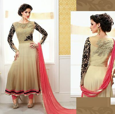 Anarkali Salwar Kameez Indian Dress Designer Bollywood Party Wear Ethnic