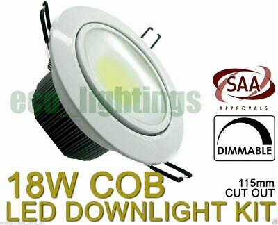 5 x Clipsal 413 Surface Socket Plug Base 10 Amp Back wired suit LED DownLights