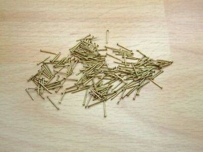 Amati 4134/07 - 7mm Brass Ship Modeling Pins (Apx200) New Pack 1st Class Post