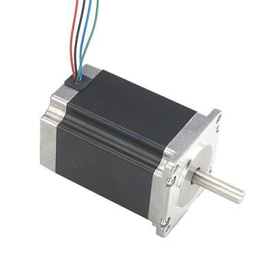 Stepper Motor Nema 23 1.8° 4-wires 56mm 2A 1.2Nm 180oz-in Bipolar for 3D Printer