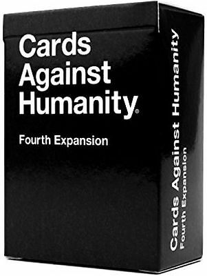 Cards Against Humanity Holiday Party Playing Cards Game Fourth Expansion Gift UK