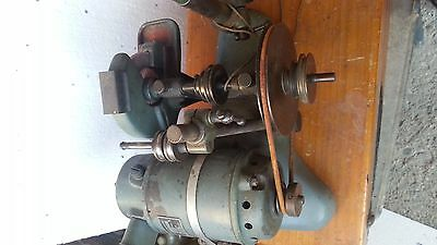 Vintage Benchtop mini mill |Lathe parts for watches and clocks brand Boley