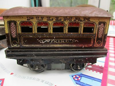 Rare Pullman O guage train carridge