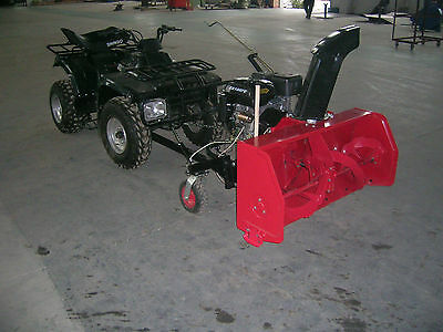 SNOW BLOWER, PLOUGH, SHOVEL----PROFESSIONAL. Brand New-REDUCED NEED SPACE