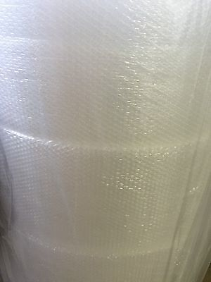 """1400 Foot Bubble Wrap Roll 3/16"""" Small Bubbles 12"""" Wide Perforated Every 12"""""""