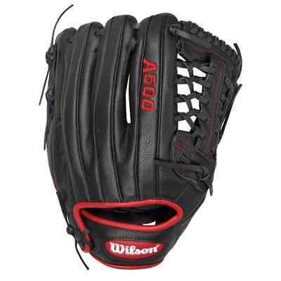 "Wilson A500 12"" Youth Baseball Glove - Right Hand Throw"