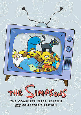 Simpsons: Season 1 DVD 2001